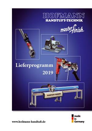 Product list Hofmann Handtuft