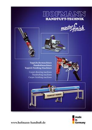Hofmann Handtuft Katalog