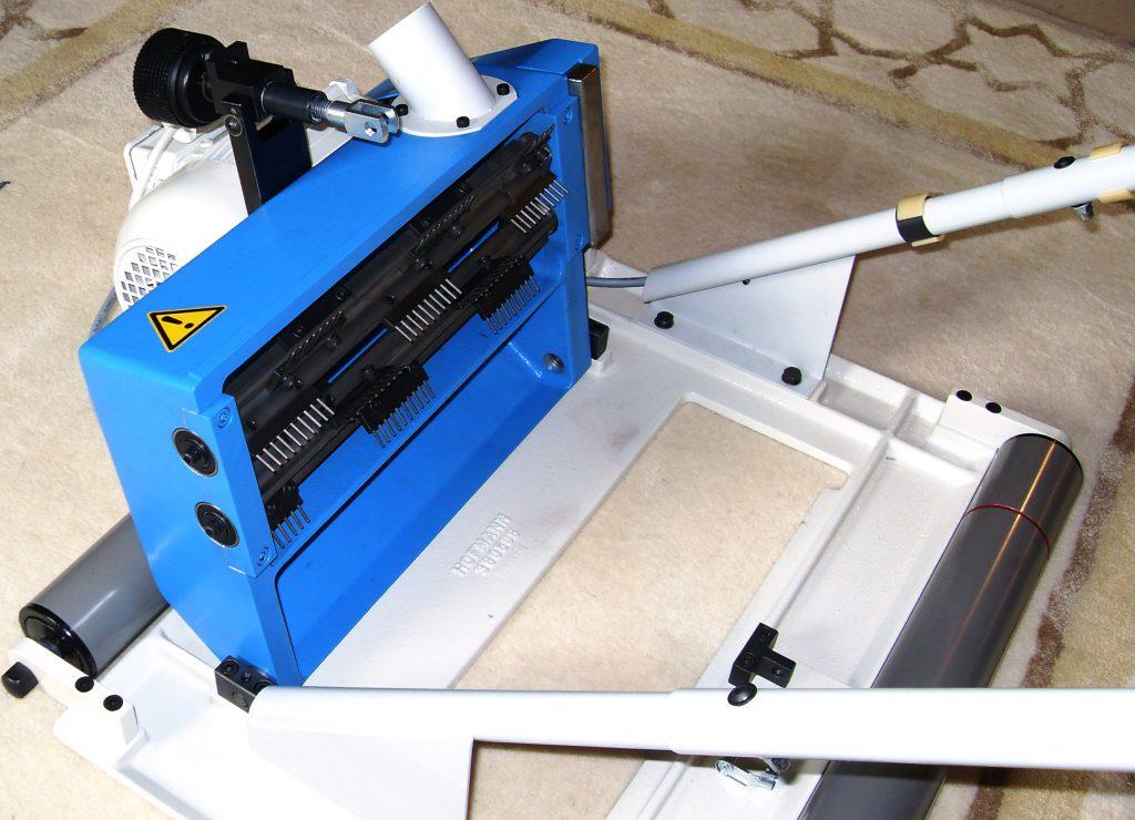PA 320 Carpet Pile Preparing Machine